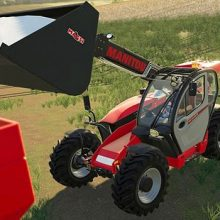 Los equipos de Manitou, disponibles en «Farming Simulator 2019»