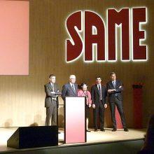 Inaugurado en Treviglio el nuevo Centro de Clientes SAME y completadas las nuevas líneas de producción