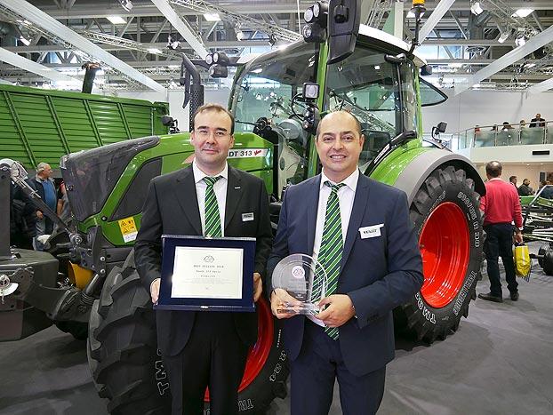 Fendt, Tractor del año 2019