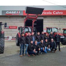 Agrícola Calvo, nuevo concesionario oficial Case IH en Orense