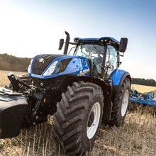 La matriculación de tractores vuelve a mejorar en el mes de noviembre