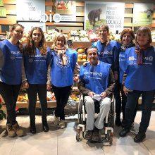 Michelin colabora con la gran recogida de los Bancos de Alimentos