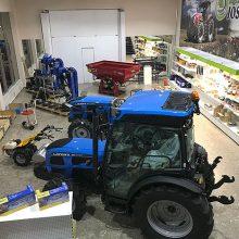 Agricola Joste, nuevo concesionario Landini y McCormick