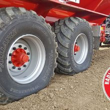 ATG amplía la garantía de sus neumáticos hasta 10 años
