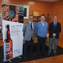 El sector cervecero apoya la celebración de E-Beer 2019