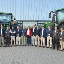 John Deere supera el 28% de cuota de mercado en tractores