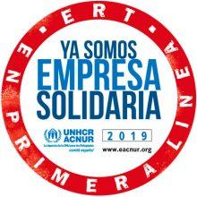 Safame Comercial, «En Primera Línea» con la ONG ACNUR