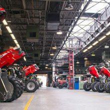 AGCO amplía la fábrica de tractores Massey Ferguson en Beauvais