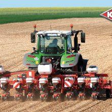 Kuhn presenta en Agraria su nueva sembradora Maxima 3
