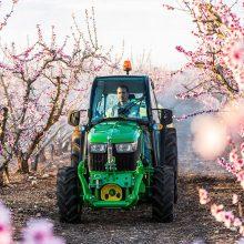 SCG de John Deere suma los cultivos especiales a la agricultura 4.0