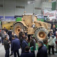 Agraria supera la cifra de 33.000 visitantes en su sexta edición
