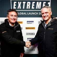 Continental, socio fundador de las carreras Extreme E