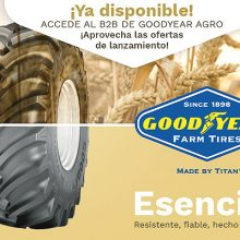 Goodyear vuelve al mercado agrícola de la mano de Nex