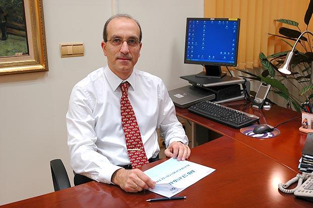 Mariano Arconada Calvo nuevo director de Michelin Vitoria-Gasteiz