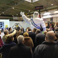 Michelin muestra su nuevo Roadbib en Agraria 2019
