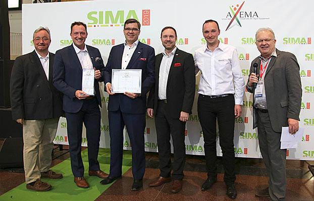 Valtra premiado MOTY en SIMA 2019