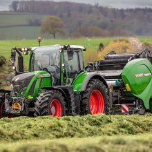 Fendt lidera el mercado de tractores en Alemania
