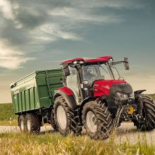 Dos tractores de Case IH, premio «Máquina del Año 2019» en SIMA