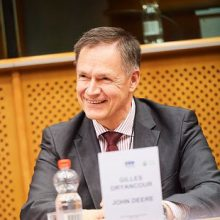 Gilles Dryancour, presidente del nuevo Comité Estratégico de CEMA