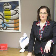 Mª Paz Robina, nueva directora general de Michelin