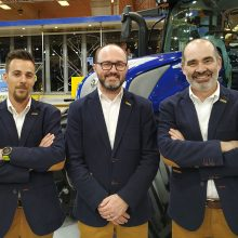 Sixto Montblanc, nuevo director de marketing de New Holland