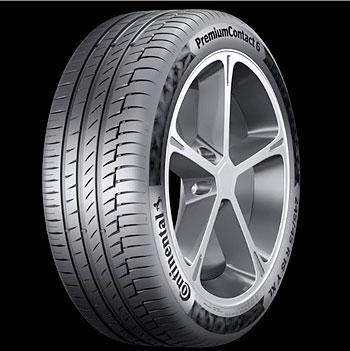 Neumático PremiumContact6 de Continental