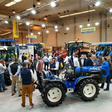 Los equipos de New Holland destacan en Tecnovid 2019