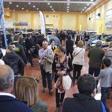 31ª edición de Autotrac, la Feria del Vehículo de Ocasión de Mollerussa