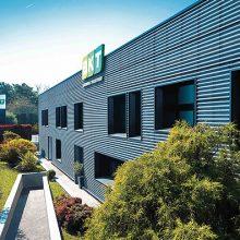 BKT inaugura su nueva sede europea