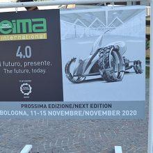 EIMA confirma las fechas de su próxima edición del 11 al 15 de noviembre de 2020