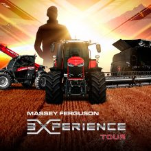 Comienza el Tour «MFeXperience» de Massey Ferguson