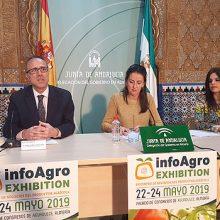 500 empresas participan en Infoagro Exhibition