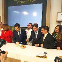 Luis Planas inaugura Expoliva 2019
