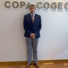 Marco Antonio Calderón, reelegido vicepresidente del sector ovino-caprino del COPA-COGECA