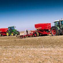 Siguen las buenas noticias en la inscripción de maquinaria agrícola