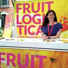 """Fruit Logistica patrocina la 5ª edición del """"Congreso Internacional de Frutos Rojos"""""""