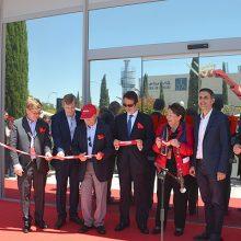 Manitou inaugura sus nuevas instalaciones en Alcalá de Henares