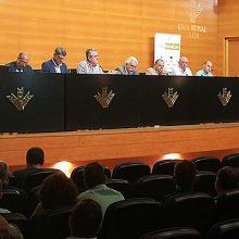 Reunión de las cooperativas oleícolas españolas en Jaén