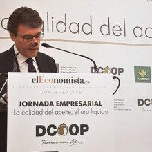 Fernando Miranda considera necesaria la autorregulación del mercado del aceite de oliva