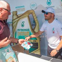 El aceite Petronas Syntium con Cooltech debuta en el mercado alemán