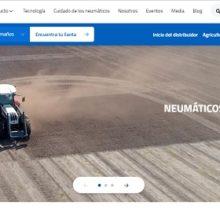 CEAT presenta su nueva página Web de neumáticos especializados