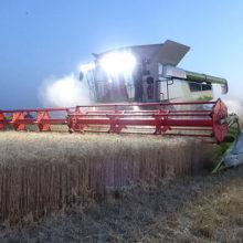 Claas presenta la segunda generación de cosechadoras Lexion