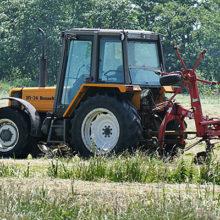 Entran en vigor los cambios en el registro de maquinaria agrícola