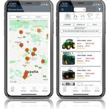 John Deere apuesta por PLOOU, la app para alquiler de maquinaria