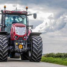 McCormick presenta nuevas potencias y diseños en Agritechnica 2019