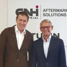 CNH Industrial y Granit Parts firman un acuerdo de colaboración