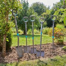 ErgoLine de Gardena, herramientas especialmente diseñadas para cavar