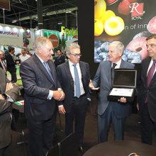 El Ministro Luis Planas inaugura Fruit Attraction 2019