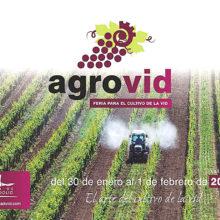 Agrovid 2020 celebrará su primera edición en Valladolid
