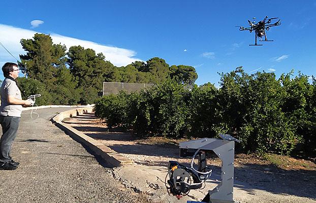 Drones e inteligencia artificial en la agricultura